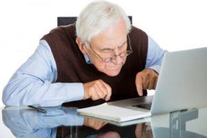 پدربزرگ و امنیت اطلاعات