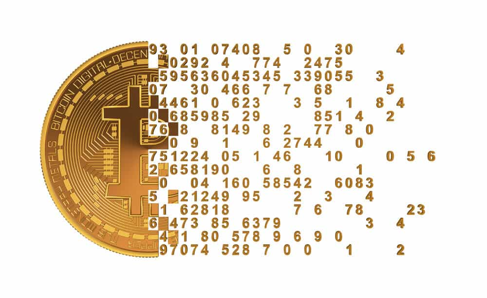بیتکوین / بیت کوین / بیتکوین - تقسیم پذیری ارز دیجیتال